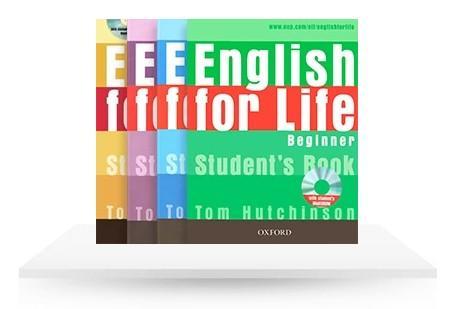 Учебник English for life